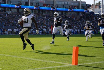Em jogo fraco, Los Angeles Chargers perde para o New Orleans Saints pela pré-temporada - The Playoffs