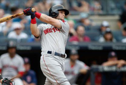 Andrew Benintendi impulsiona vitória dos Red Sox contra Yankees - The Playoffs