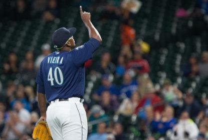 [ENTREVISTA] Thyago Vieira fala sobre sua estreia na MLB - The Playoffs