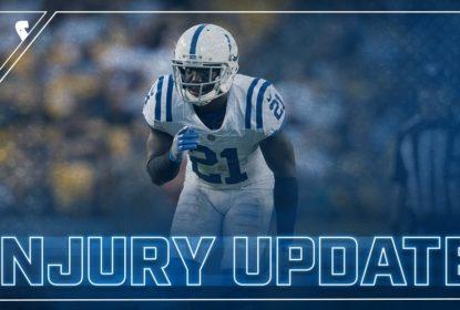 Vontae Davis é dispensado pelo Indianapolis Colts - The Playoffs