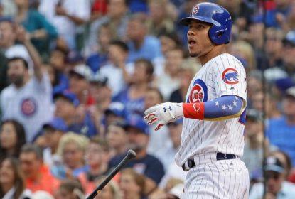 Willson Contreras entra na lista de lesionados dos Cubs com entorse no joelho - The Playoffs