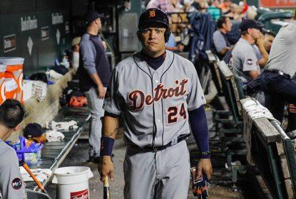 Miguel Cabrera sofre lesão e está fora da temporada 2018 - The Playoffs