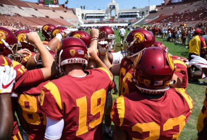 USC vence Western Michigan no Opening Day do College Football 2017 - The Playoffs
