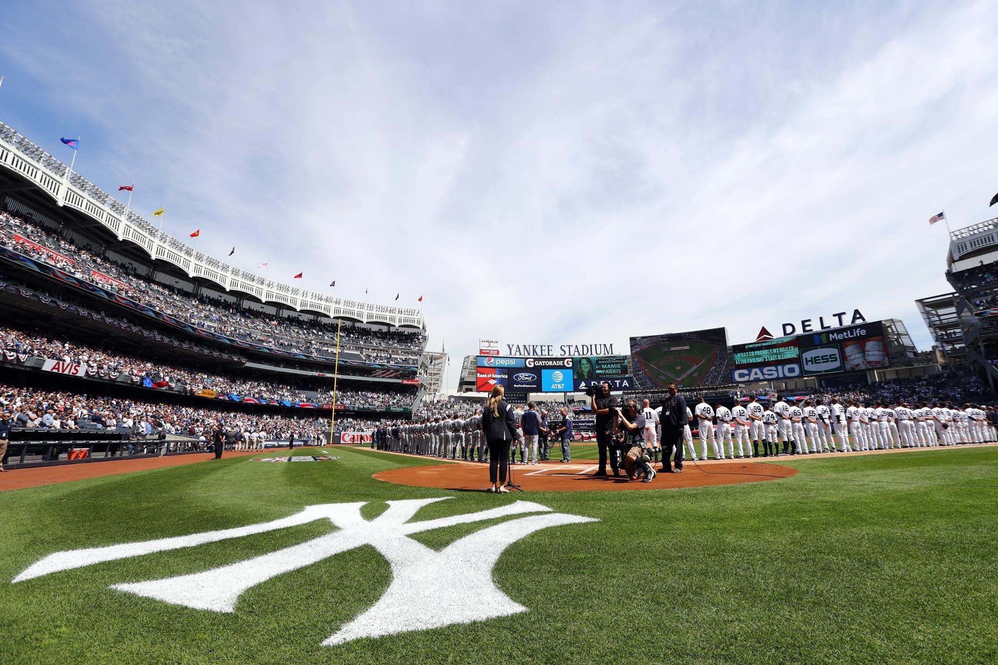 New York Yankees tem menor folha de pagamento desde 2003