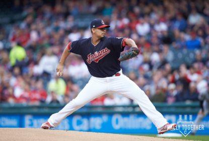 Carlos Carrasco voltará aos Indians no domingo - The Playoffs