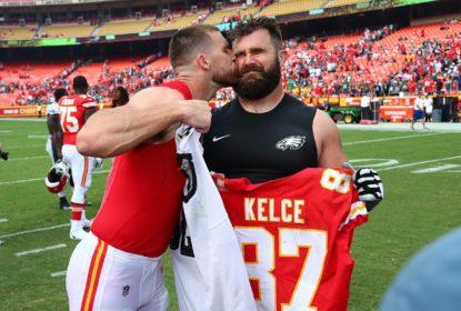 NFL pode proibir troca de camisas entre jogadores após os jogos - The Playoffs