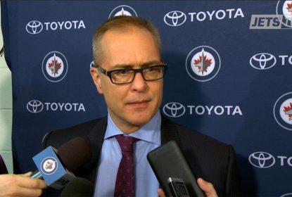 Winnipeg Jets estende contrato de Kevin Cheveldayoff e Paul Maurice - The Playoffs