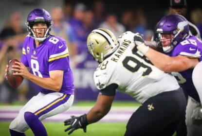 Sam Bradford desfalca os Vikings novamente - The Playoffs