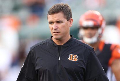 Cincinnati Bengals anuncia demissão de coordenador ofensivo - The Playoffs