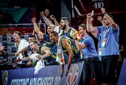 Eslovênia bate a Espanha por 20 pontos e garante vaga na final do Eurobasket 2017 - The Playoffs