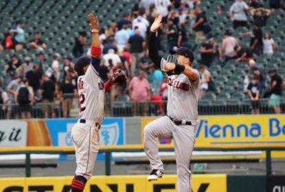 Com HR de Santana, Indians conquistam 12ª vitória seguida - The Playoffs