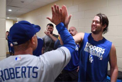 Dodgers vencem Padres no retorno de Clayton Kershaw - The Playoffs