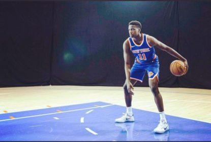 GM dos Knicks, Scott Perry diz que Frank Ntilikina ganhou 4 a 7 quilos na offseason - The Playoffs