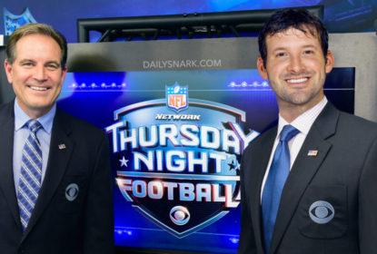 Tony Romo impressiona com 'previsões' em sua estreia como comentarista - The Playoffs