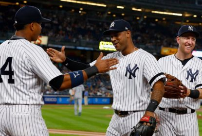 Yankees vencem Rays com defesa espetacular de Aaron Hicks - The Playoffs