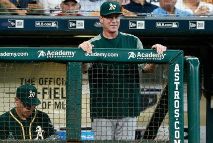 Oakland Athletics estende contrato do técnico Bob Melvin até 2019 - The Playoffs