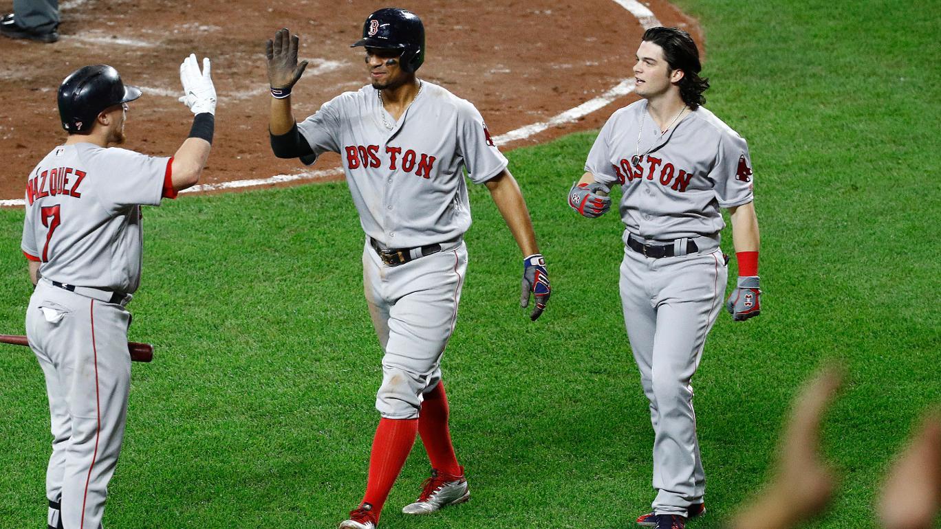 Red Sox superam Orioles em 11 entradas