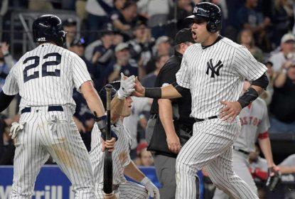 Severino e ataque dos Yankees se destacam em triunfo contra Red Sox - The Playoffs