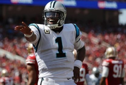 Cam Newton será o primeiro jogador a usar a camisa 1 nos Patriots desde 1987 - The Playoffs