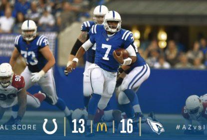 No overtime, Cardinals viram sobre os Colts e vencem primeira no ano - The Playoffs