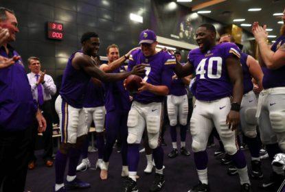 Minnesota Vikings manterá Case Keenum como titular para jogo de domingo - The Playoffs