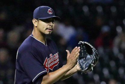 Em jogo completo de Carlos Carrasco, Indians superam White Sox - The Playoffs