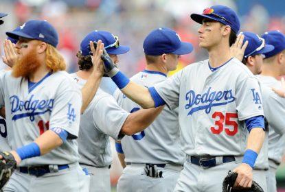 Dodgers vencem Nationals e ficam a cinco jogos do título da NL Oeste - The Playoffs