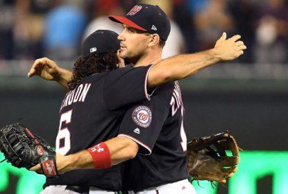 Com direito a dois home runs de Zimmerman, Nationals vencem Dodgers - The Playoffs