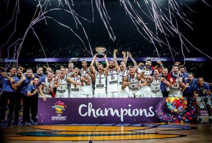 Eslovênia bate Sérvia em jogaço e é ouro no Eurobasket 2017 - The Playoffs