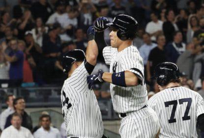 Com dois home runs de Aaron Judge, Yankees atropelam Orioles - The Playoffs