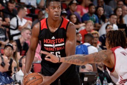 Houston Rockets dispensa o armador Georginho - The Playoffs