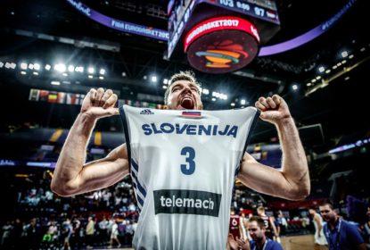 Eslovênia bate Letônia e avança às semifinais do Eurobasket 2017 - The Playoffs