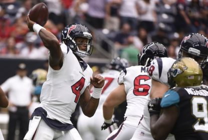 Deshaun Watson é nomeado quarterback titular do Houston Texans - The Playoffs