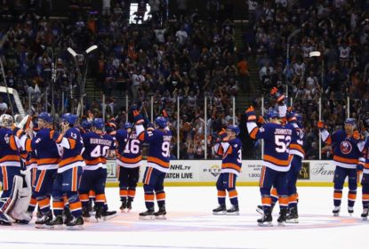 Pela pré-temporada, Islanders retornam ao Nassau Coliseum - The Playoffs