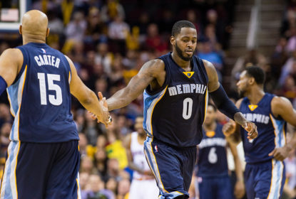 JaMychal Green torce o tornozelo e desfalcará os Grizzlies - The Playoffs