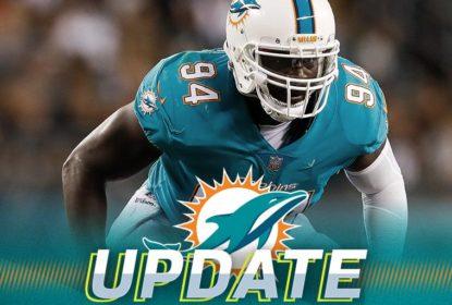 Lawrence Timmons é reintegrado ao elenco dos Dolphins - The Playoffs