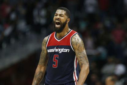 NBA multa Markieff Morris em US$ 15 mil por conduta antidesportiva - The Playoffs