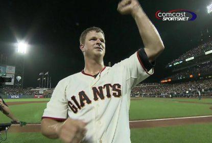 Jogador dos Giants mais longevo desde mudança para Califórnia, Matt Cain se aposentará - The Playoffs