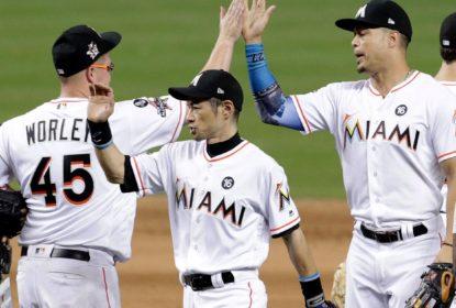 Em retorno ao Marlins Park, Miami Marlins amassa New York Mets - The Playoffs