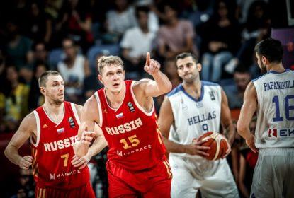 Rússia vira partida no fim, vence Grécia e chega às semifinais do Eurobasket 2017 - The Playoffs