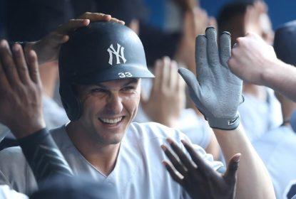 Greg Bird abre caminho para vitória dos Yankees contra Blue Jays - The Playoffs