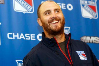 New York Rangers derrota New Jersey Devils na prorrogação - The Playoffs