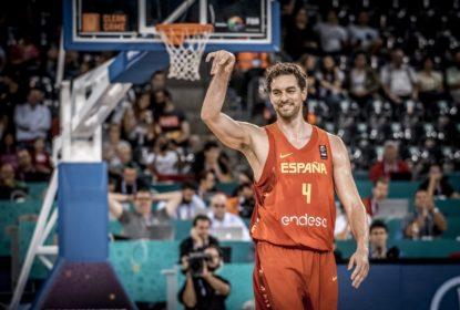 Pau Gasol se torna o maior pontuador da história do EuroBasket - The Playoffs