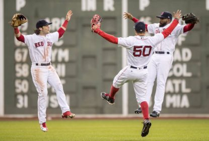 Red Sox vencem os Astros e conquistam o título da AL East - The Playoffs