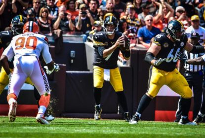 Steelers vencem Browns