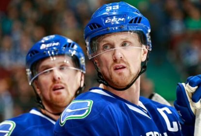 Irmãos Sedin anunciam aposentadoria da NHL - The Playoffs