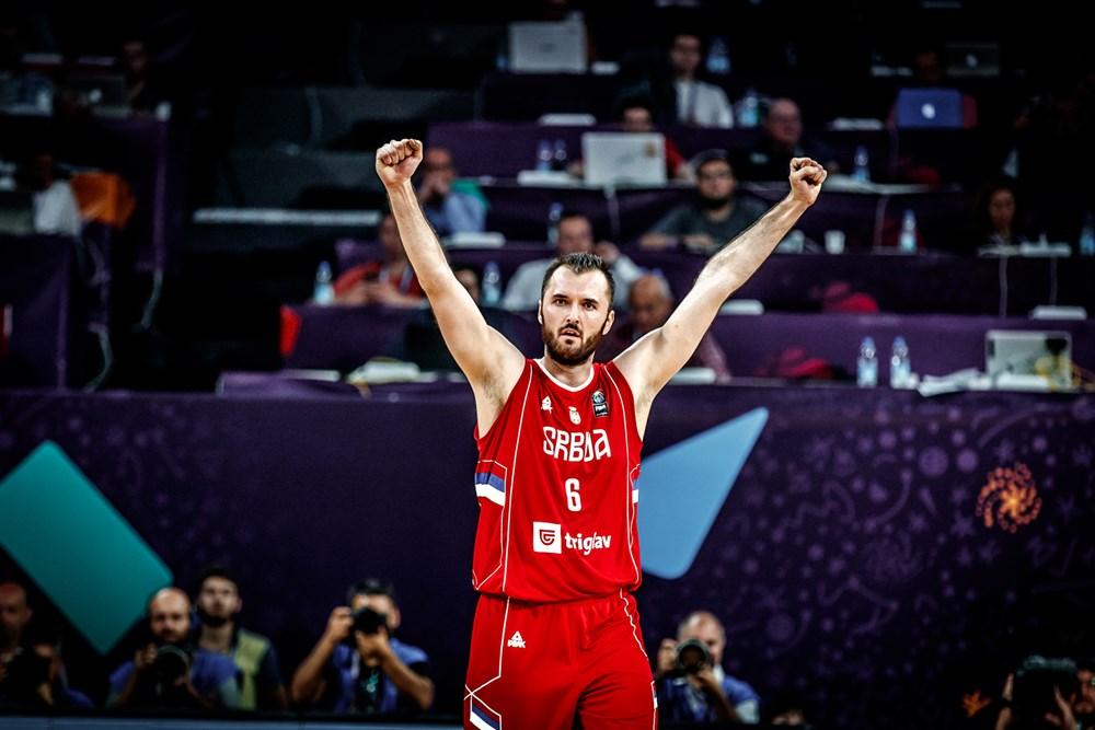 Sérvia no Eurobasket 2017