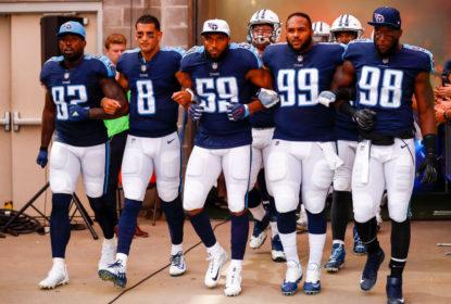 Semana 3 da NFL é marcada por diversos protestos durante o hino americano - The Playoffs