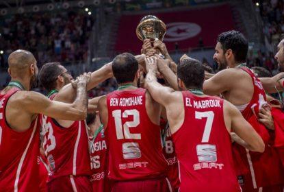 Tunísia vence Nigéria e é campeã invicta do Afrobasket 2017 - The Playoffs