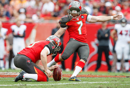 Buccaneers assinam com o kicker Patrick Murray - The Playoffs